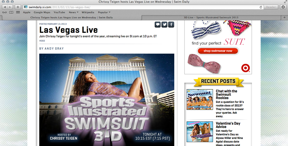 Sports-Illustrated-50th-Swimsuit-Edition-Las-Vegas-3D-Projection-Mapping2